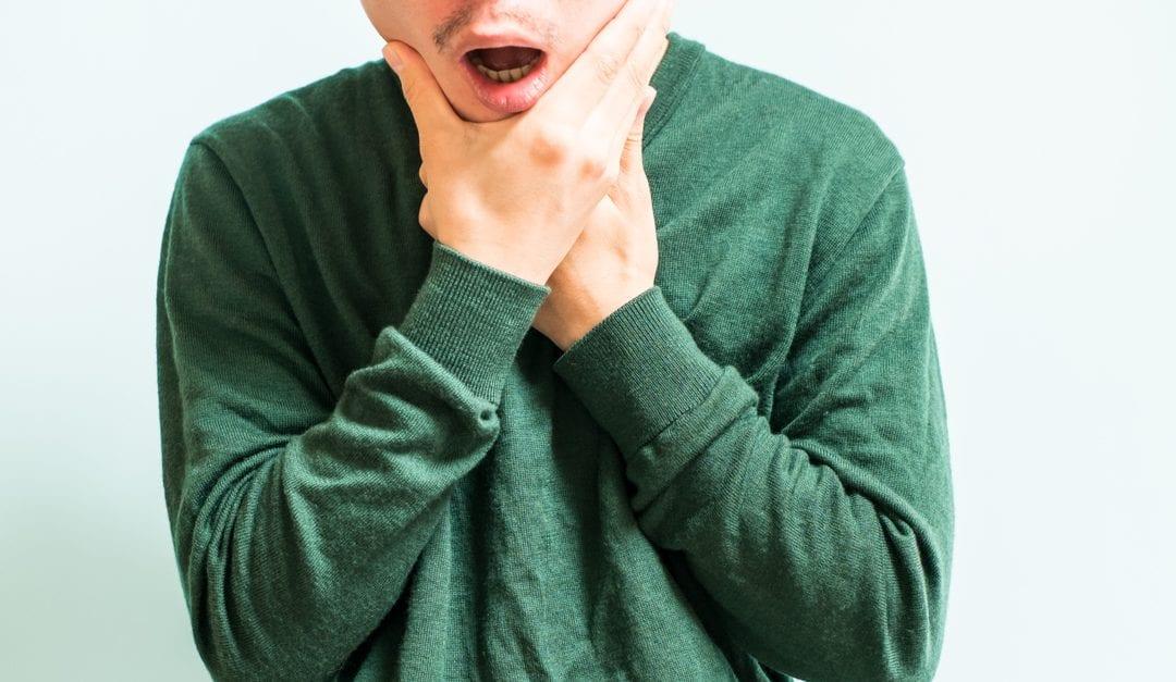 Sudden Jaw Pain on One Side? Temporomandibular Joint Dislocation